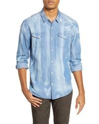 John Varvatos Star USA Marshall Regular Fit Western Shirt