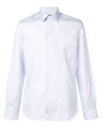 Canali Micro Print Shirt
