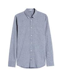Tact & Stone The Upcycled Chambray Shirt