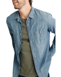 Madewell Winterdale Chambray Shirt