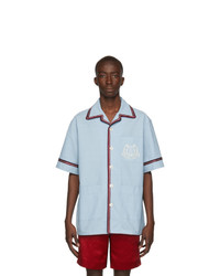 Gucci Blue Band Shirt