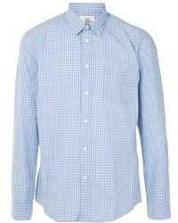 Kent & Curwen Checked Classic Shirt