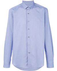 Lanvin Classic Checked Shirt