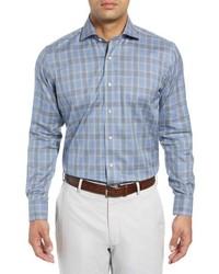 PETER MILLAR COLLECTION Eastwest Regular Fit Check Sport Shirt