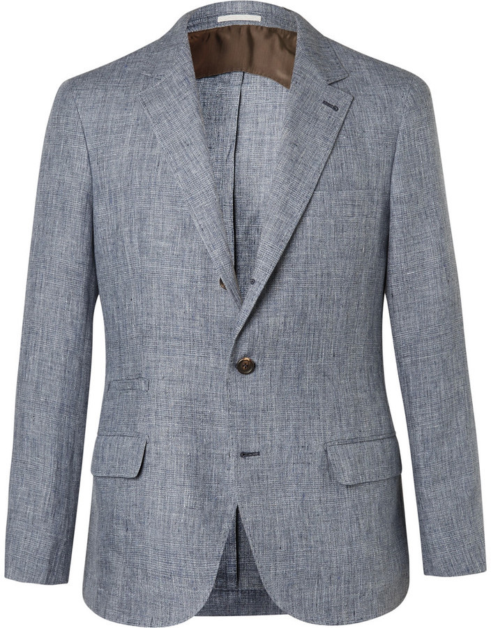 SUITS AND JACKETS - Blazers Brunello Cucinelli 06PrGro