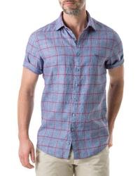 Rodd & Gunn Linfield Plaid Sport Shirt