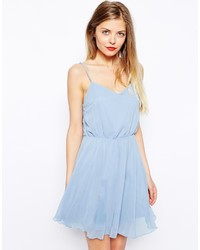 Chiffon cami skater dress medium 158386