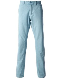 Light Blue Chinos