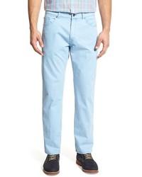 Peter Millar Stretch Sateen Five Pocket Pants