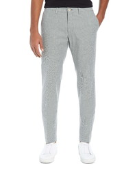 BOSS Wylson Slim Fit Stretch Cotton Trousers