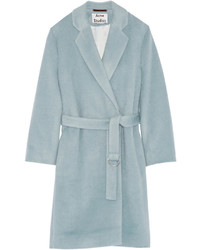 Acne Studios Elga Alpaca And Wool Blend Coat