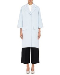 Marni Brushed Melton Coccoon Coat