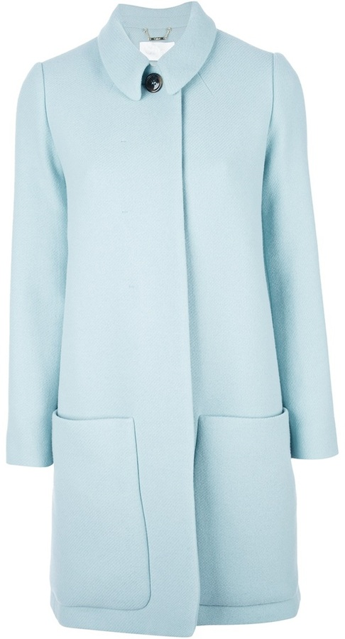Chloé Classic Wool Coat | Where to buy & how to wear