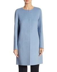 Armani Collezioni Double Face Wool Cashmere Coat