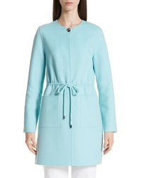St. John Collection Double Face Wool Cashmere Jacket
