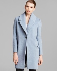 Elie Tahari Sicily Single Button Coat