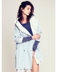 Free People Fp New Romantics Carried Away Coat