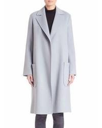 Helmut Lang Wool Cashmere Coat