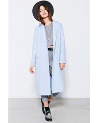 Kimchi & Blue Kimchi Blue Cozy Mid Calf Duster Coat