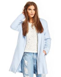 BB Dakota Liezel Coat In Sky Blue Xs S