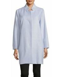 Marella Long Snap Button Coat