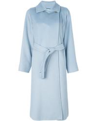 Max Mara Long Tie Waist Coat