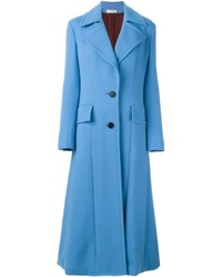 Marni Single Breasted Long Coat