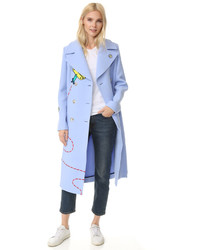 Mira Mikati Fly Away Rocket Coat