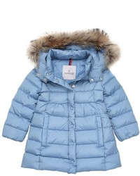 c5c262f167d9e ... Moncler Neste Nylon Down Coat Wmurmansky Trim