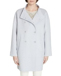 Eileen Fisher Oversize Wool Cashmere Coat
