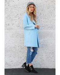 Forever 21 Oversized Boucl Coat