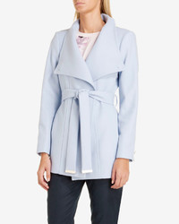 Ted Baker Paria Short Wool Wrap Coat
