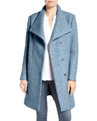 Pressed boucle coat medium 807027
