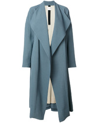 Forte Forte Shawl Collar Coat