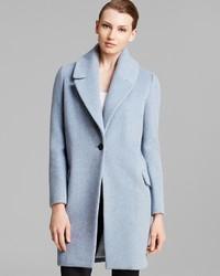 Elie Tahari Sicily Single Button Coat