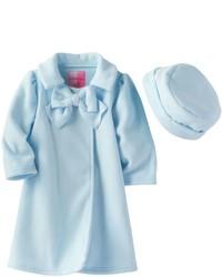 Sophie Rose Fleece Coat Toddler Girl