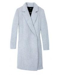 Tibi Kelby Mohair Coat
