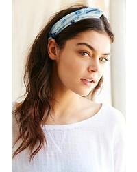 Urban Outfitters Urban Renewal Riverside Tool Dye Shibori Headwrap
