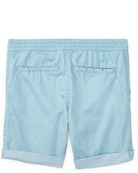 Ralph Lauren Boys 2 7 Cotton Twill Short
