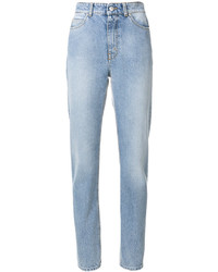 Alexander McQueen High Waisted Skinny Jeans
