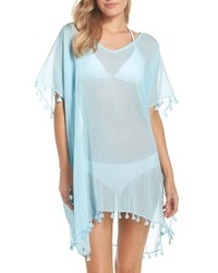 Seafolly Amnesia Cotton Gauze Cover Up Caftan