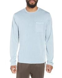 Vince Crewneck Cotton Sweater