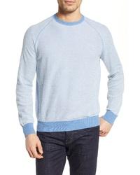 David Donahue Crewneck Cotton Sweater