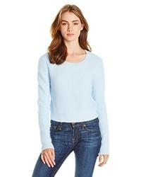 Glamorous Cropped Long Sleeve Sweater
