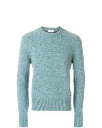 AMI Alexandre Mattiussi Donegal Crewneck Sweater
