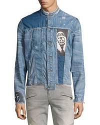 Hudson Inverted Cotton Jacket