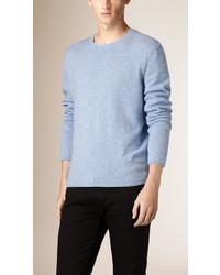 Burberry Lightweight Crew Neck Cashmere Sweater