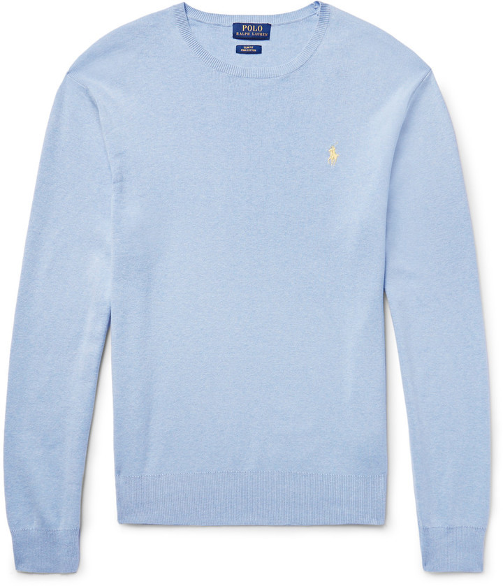 Polo Ralph Lauren Pima Cotton Sweater | Where to buy & how to wear