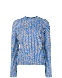 Jil Sander Navy Regular Jumper