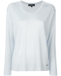 Salvatore Ferragamo Round Neck Jumper